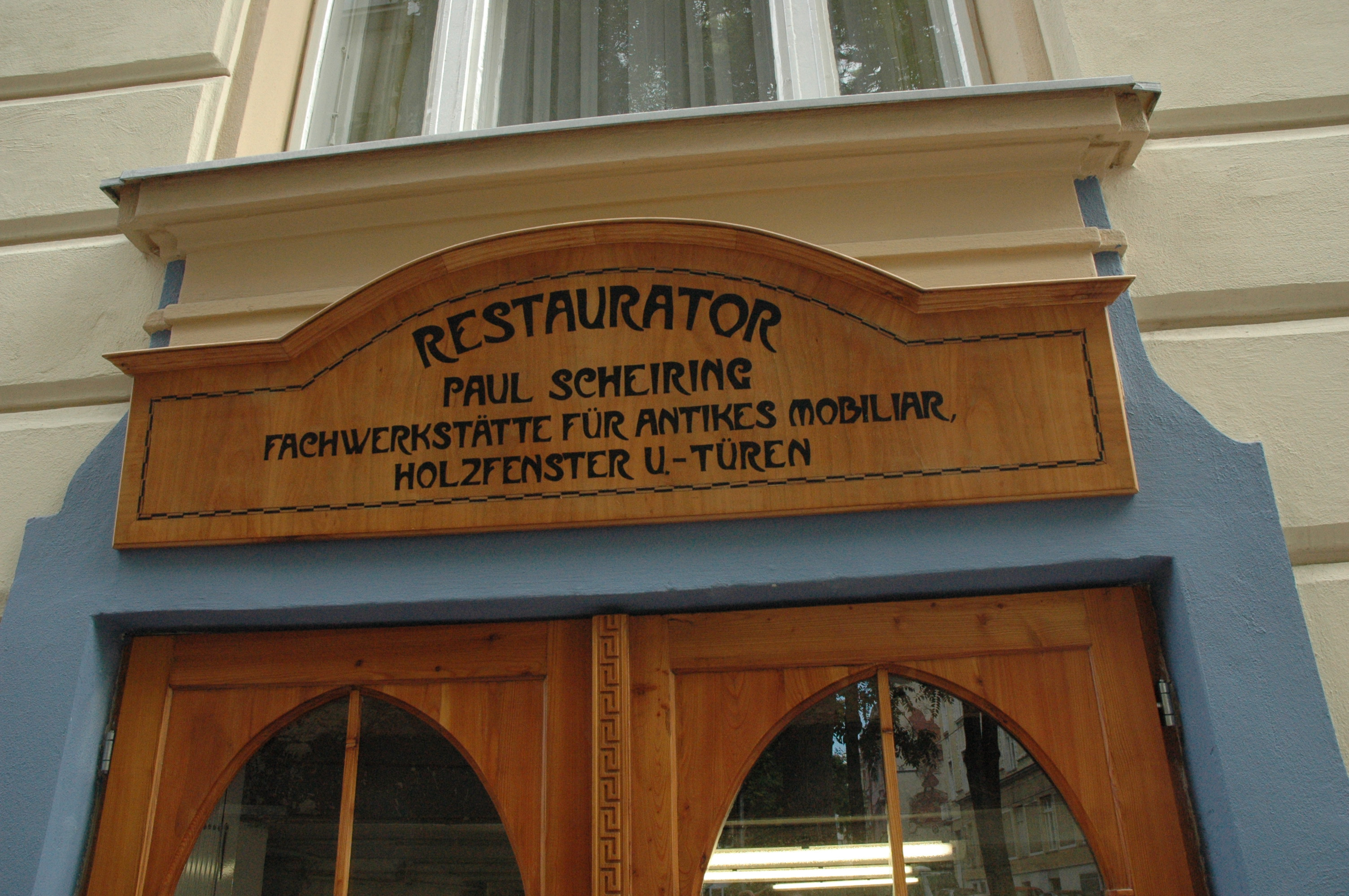 Portalrestaurator