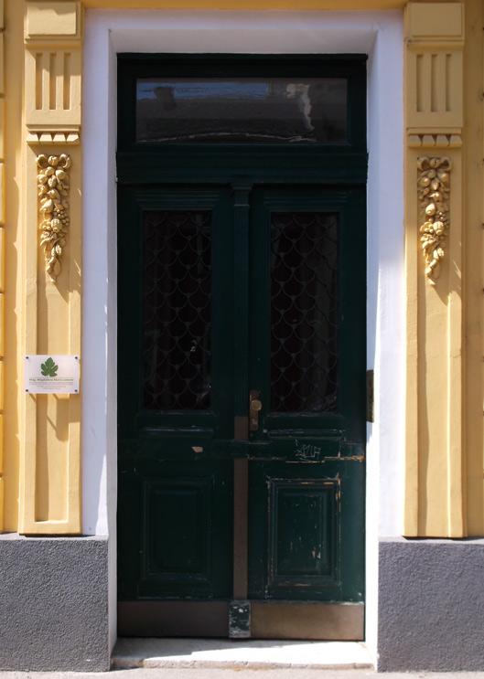 Sanierung von Eingangstüren