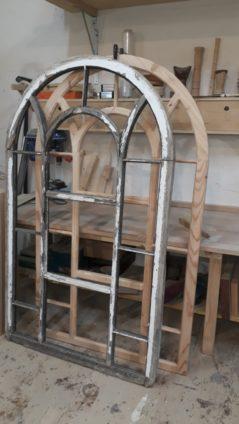 Fenster Rahmen