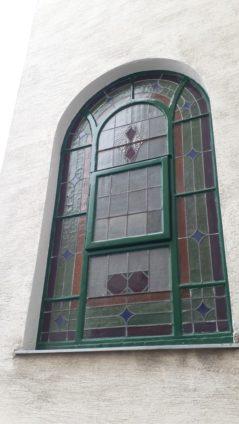 Fenster nach Sanierung